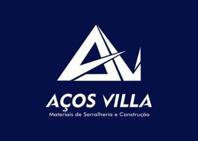 Aços Villa Padrão Visual 400x284 - Redes Sociais para pequenas empresas
