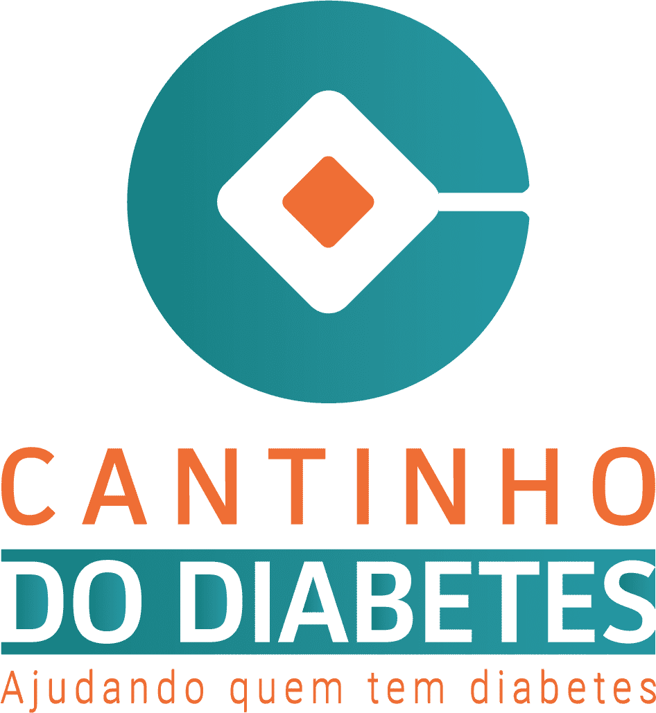 Cantinho Logo 2 - Cantinho do Diabetes
