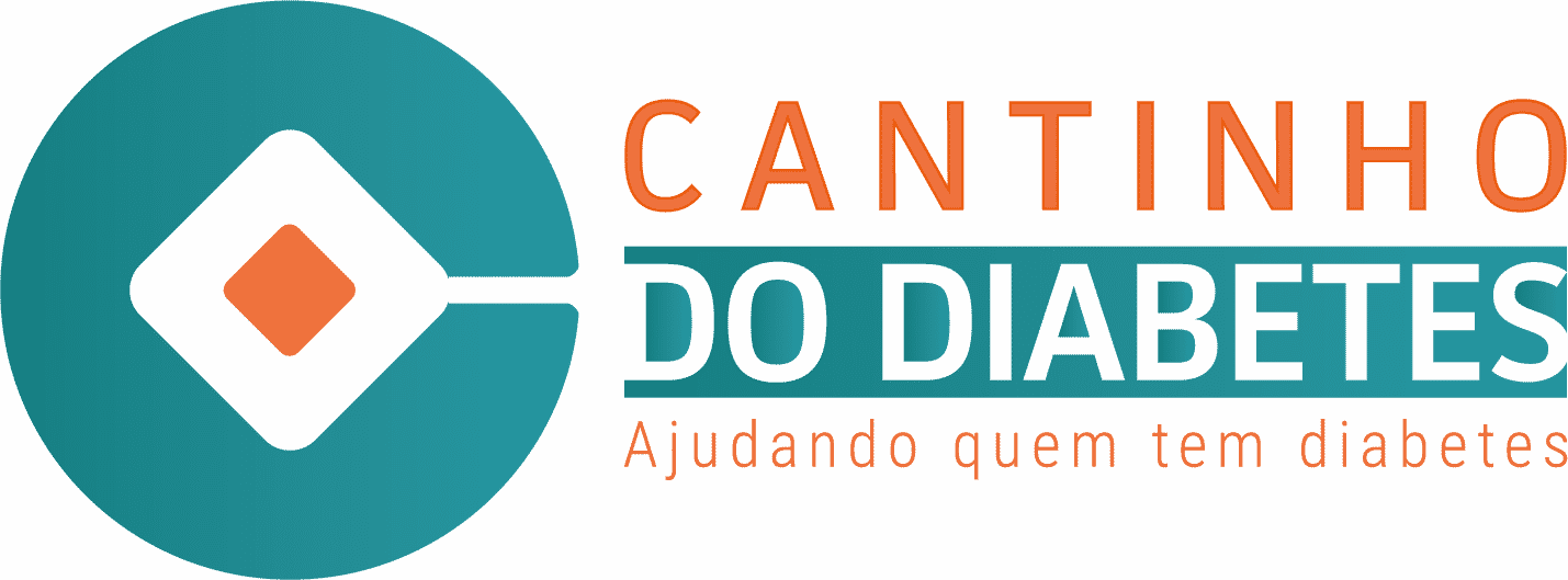 Cantinho Logo - Cantinho do Diabetes