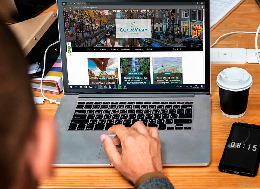 Portfolio Casal só Viagem novo 2 - Site para pequenas empresas