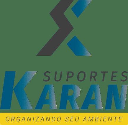 Suportes Karan Logo - Suportes Karan