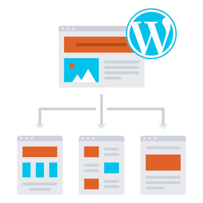 Criacao de site wordpress para pequenas empresas 1 - Site para pequenas empresas